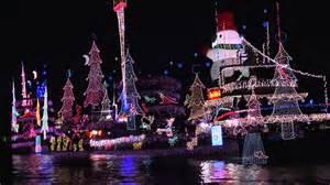 2016 christmas boat parade in newport beach