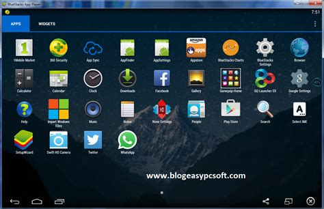 Blue Stacks Android In Windows Download Full Version | blue stacks android in windows download full version