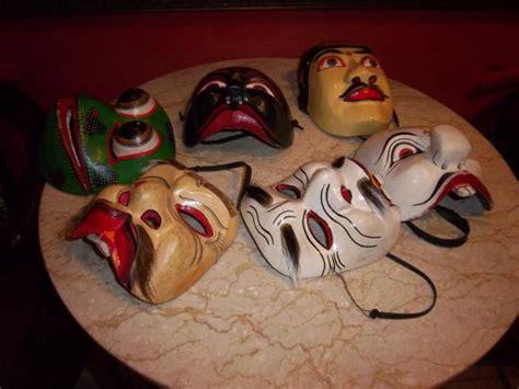 Topeng Comic 8 Topeng Badut mask museum batu malang d topeng kingdom picture of d topeng kingdom museum malang
