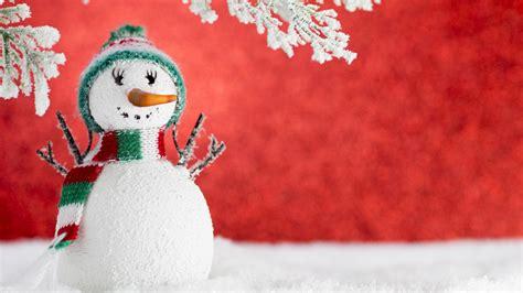 wallpaper snowman winter snow hd  celebrations christmas