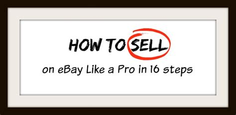 How To Sell On Ebay by How I Was 3000 Per Month On Ebay