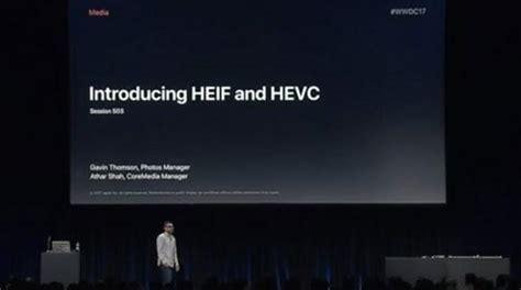 format video hevc heif hevc format baru untuk gambar video di iphone
