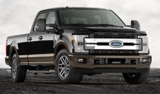 2017 ford f 250 king ranch review features price new