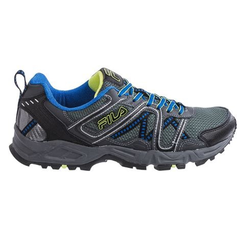 fila trail running shoes fila ascente 15 trail running shoes for save 57
