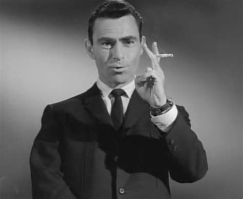 Rod Serling Style ? Early 1960?s Twilight Zone   The Invisible Agent