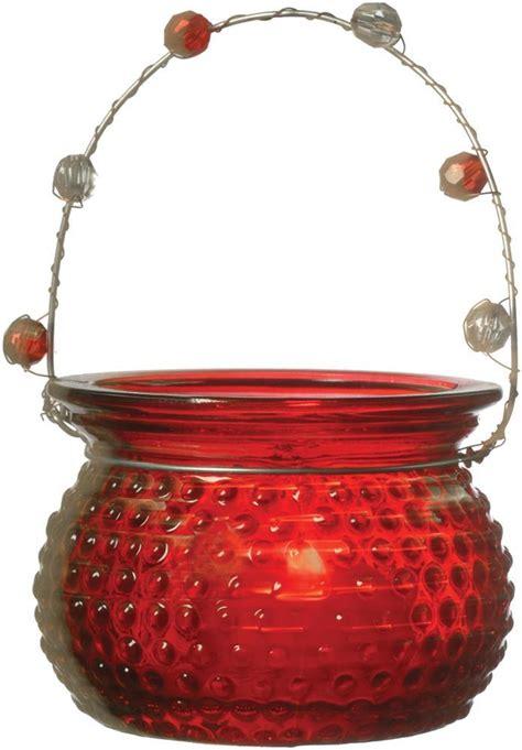 Vintage Vase Vas Candle Holder 4 vintage hobnail glass tea light hanging candle holder vase multi colors ebay