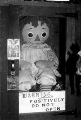 annabelle doll america haunted america annabelle the haunted doll a terrifying