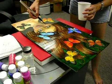 acrylic paint varnish how to varnish an acrylic painting
