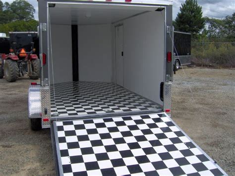 Motorcycle Trailer Flooring by 17 Best Images About Enclosed Motorcycle Trailer On