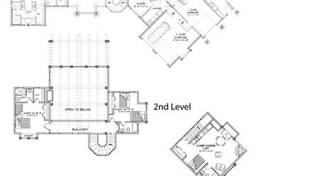 this is the floor plan for the crested butte log home i