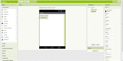 android app inventor app inventor for android