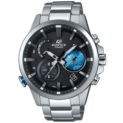 casio bluetooth casio edifice eqb600d 1a2 bluetooth w 3