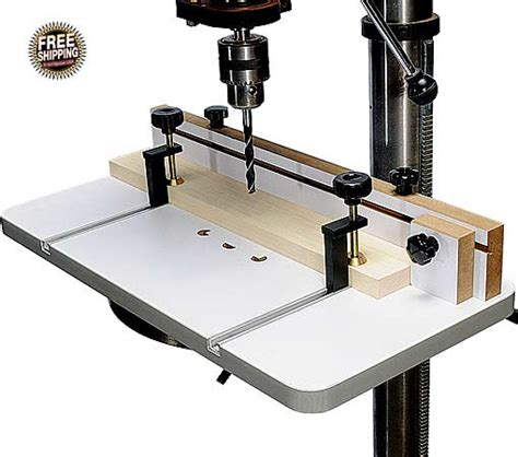 pdf diy drill press extension table plans dresser