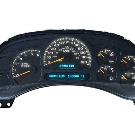 electronic throttle control 2006 chevrolet avalanche instrument cluster silverado sierra tahoe suburban yukon repair manual html autos post
