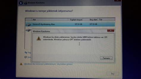 format gpt with gparted windows 10 format sorunu turkhackteam net org turkish