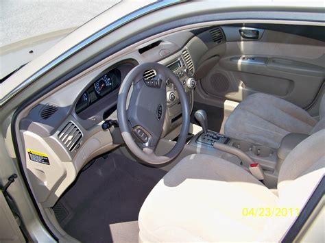 2007 Kia Interior 2007 Kia Optima Interior Pictures Cargurus