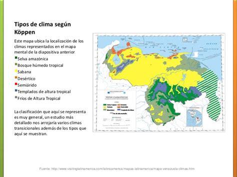 imagenes satelitales del clima en venezuela tipos de clima en venezuela seg 250 n k 246 ppen