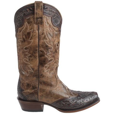 stetson boots for stetson delamar cowboy boots for save 51