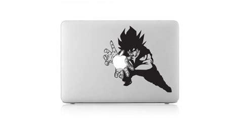 Decal Keyboard Macbook Sticker Goku goku kamehameha laptop macbook vinyl decal