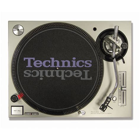 Sl1200 Turntable Dj technics sl1200 mk5 dj turntable sl at gear4music