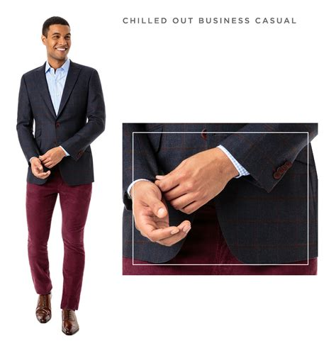 Nir Blus Casual Maroon decoding the dress code business casual for the