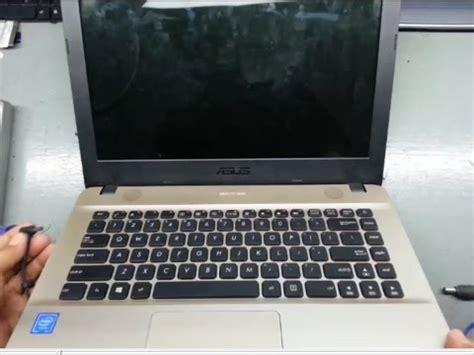 Kenapa Laptop Asus Mati Total penyebab asus x441sa bx001d mati jika charge di lepas