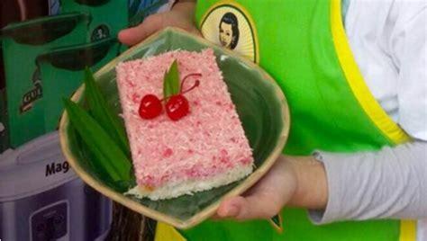 Kue Keranjang Di Jawa Tengah resep kue awuk awuk khas jawa tengah tokomerchandise tokomerchandise
