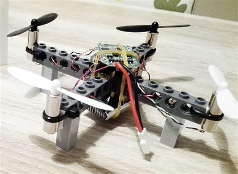 designboom drone diy lego drone from kitables brings fun building experiences