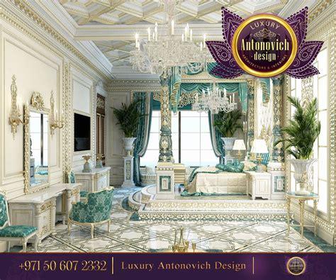 exculsive royal master bedroom design antonovich