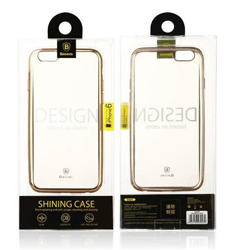 Baseus Shinning Ultra Thin Electroplating Transpar Promo baseus luminious iphone macbook and apple