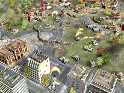 command and conquer generals mods