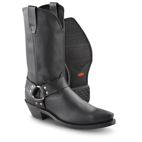 mens snip toe boots s durango boot 174 snip toe harness boots black 148367