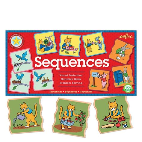 puzzle cards all in order sequencing puzzle cards set educational