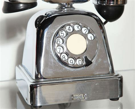 Toaster Cosmos vintage toaster rotary telephone at 1stdibs