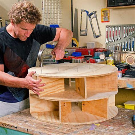 how to make a lazy susan for a kitchen cabinet woodwork plans lazy susan shoe rack pdf plans