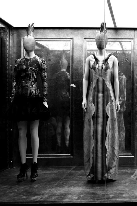 loveisspeed.......: The collection covers McQueen's career