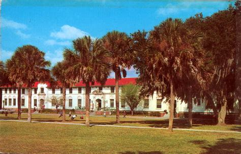 School For The Deaf And Blind St Augustine florida memory florida school for the deaf and blind augustine florida