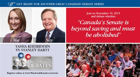 great canadian debate      senate
