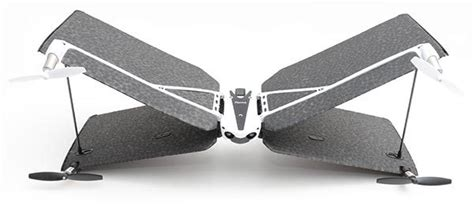 Parrot Swing Drone parrot swing drone review the gadgeteer