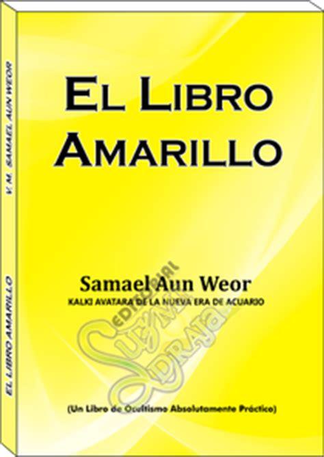 libro el tapiz amarillo el libro amarillo aprender gnosis