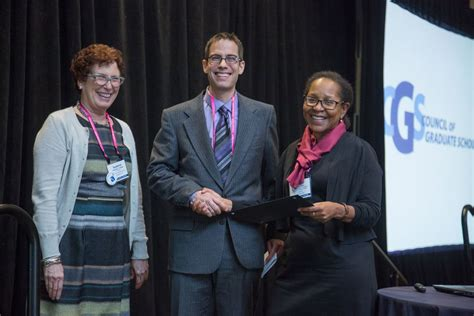 Council Of Graduate Schools Proquest Distinguished Dissertation Award by Winners Of 2015 Cgs Proquest 174 Distinguished Dissertation