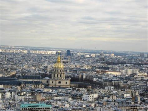 eiffel tower floor l view from room 54 of l invalides picture of hotel de l