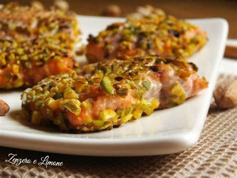 cucinare filetti di trota filetti di trota salmonata in crosta di pistacchi