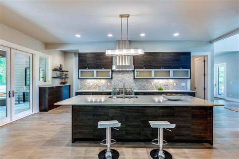 Designing A Kitchen Island 35 large kitchen islands with seating pictures