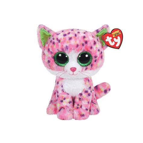ty beanie boos plush sophie cat 13 quot medium claire stuffed toys amp plushies