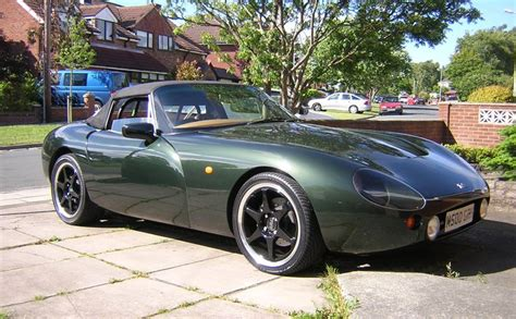 Who Owns Tvr 1994 Tvr Griffith Pictures Cargurus