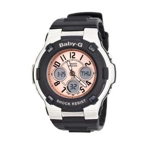 watches casio s bga110 1b baby g shock resistant