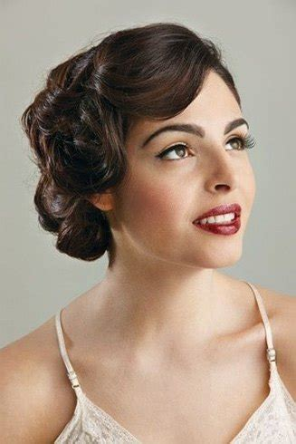 old rock hairstyles 10 amazing bridesmaid hairstyles for short hair rock the
