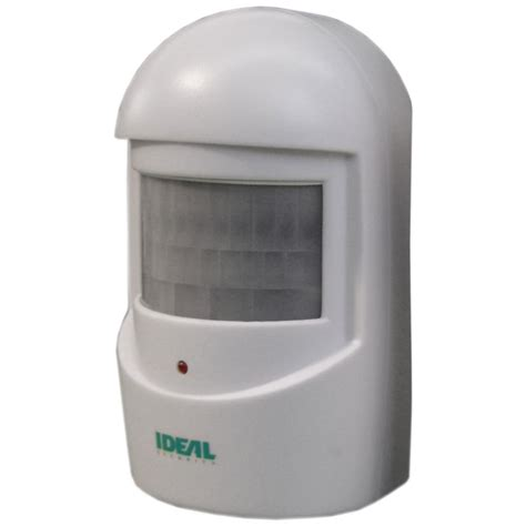 wireless motion sensor ideal security residential wireless rf motion detector the home depot canada