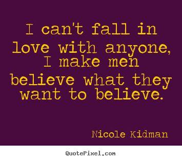 When I Fall In With A by I Can T Fall In With Anyone I Make Believe What